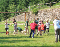 Ostello f lserhof escursioni e gite dolomiti parco for Soggiorno dolomiti
